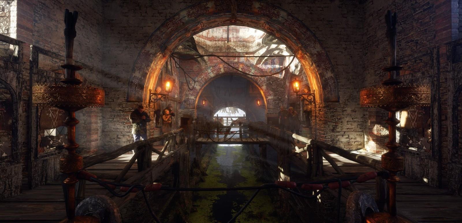 《地铁:逃离》加入NVIDIA DLSS 2.0与新光线追踪