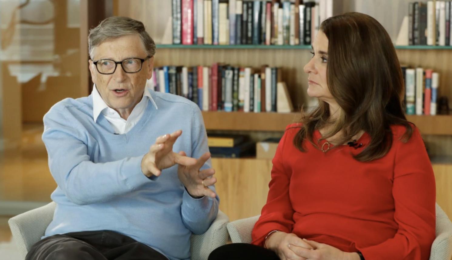 比尔·盖茨与妻子宣布离婚 27年婚姻结束!