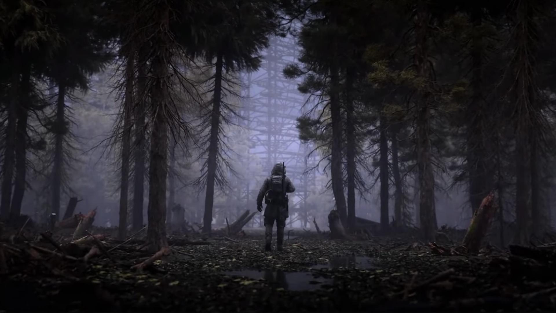 《潜行者2》内容丰富 游玩时间可达数百个小时