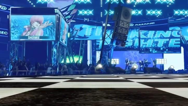 《拳皇15》大蛇队BGM宣传片 新舞台Concert Hall亮相