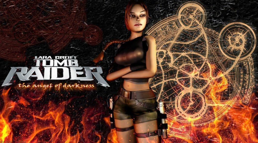 虚幻引擎自制《古墓丽影6:黑暗天使》项目视频演示