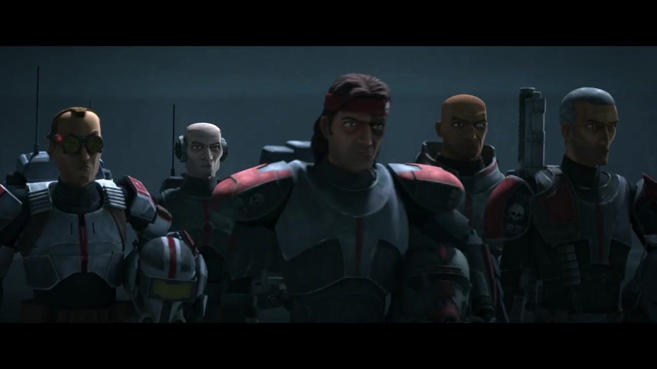《星球大战:残次品》播放前预告片展示主角小队