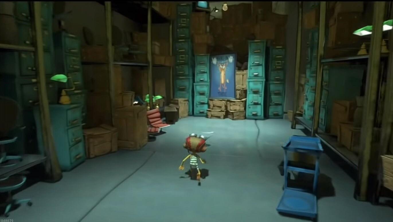 体验全新精神世界 《脑航员2》泄露游戏截图曝光
