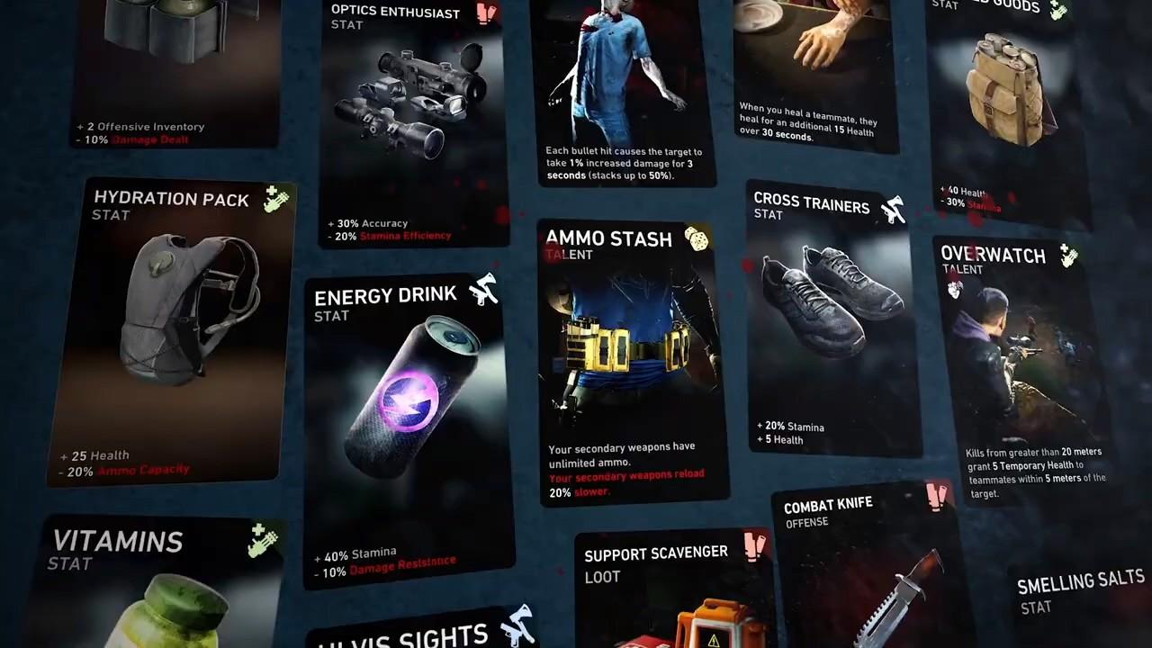 《喋血复仇》新实机预告 展示游戏的卡牌系统