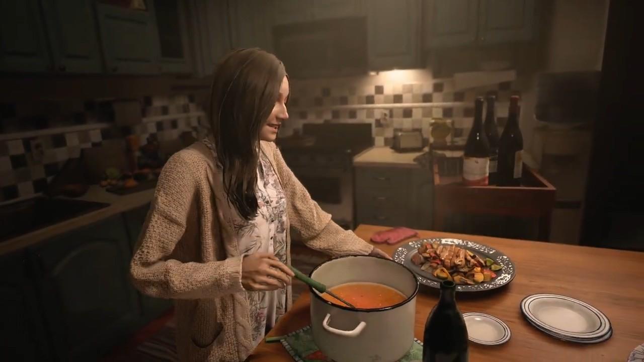 《生化危机8》对比评测 PS5版载入有优势帧率稍低