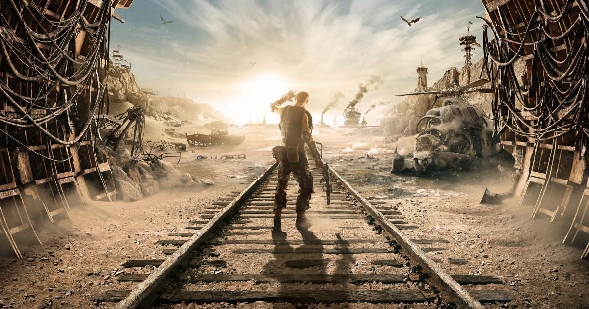 《地铁:逃离》增强版与原版光追对比 画面更震撼