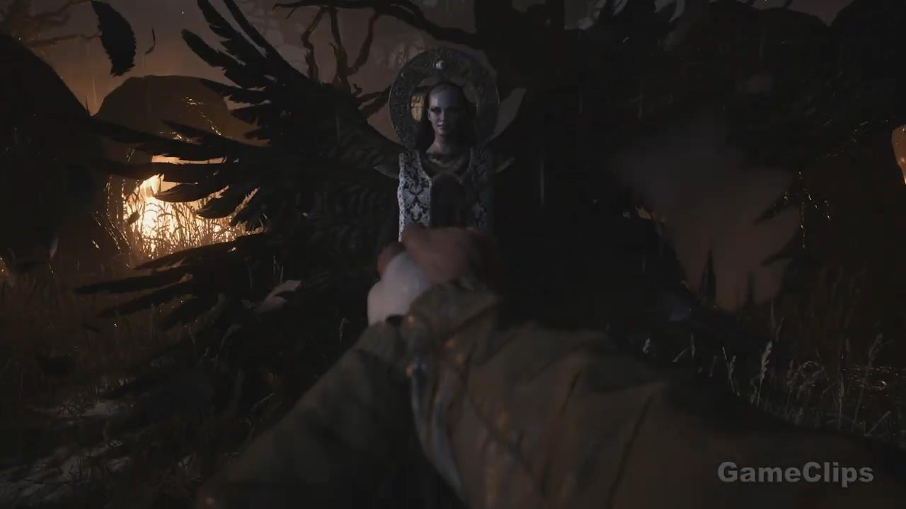 《生化危机8》全BOSS战视频 有剧透玩家慎入!