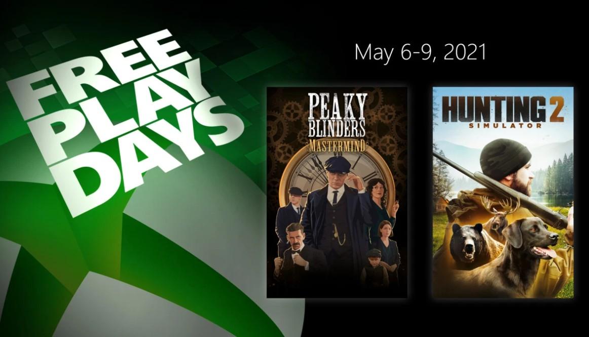 Xbox免费周游戏:《浴血黑帮:傀儡师》、《模拟狩猎2》
