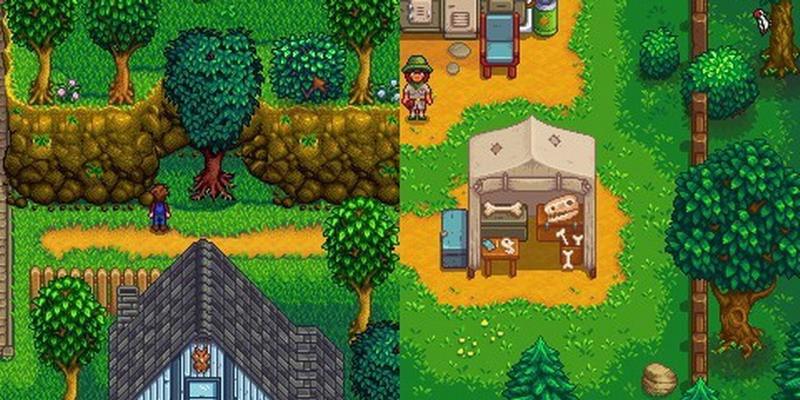 《星露谷物语》开发者回应被某游戏抄袭:太相似过分了