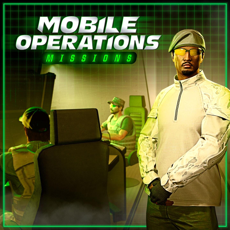 《GTAOL》机动作战任务 地堡研究和载具战争奖励