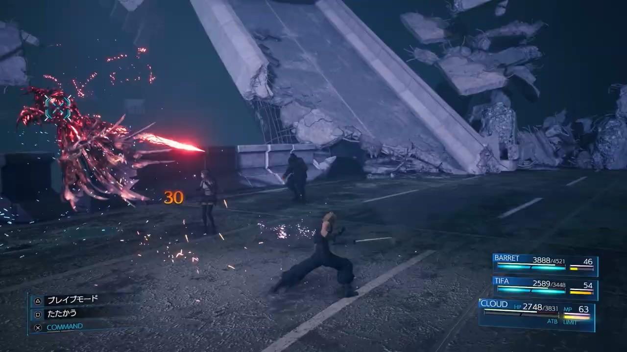 《最终幻想7重制过渡版》最终预告 PS5独占半年、第二章开发顺利