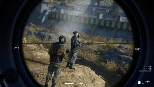 由于无法预见的问题 《狙击手:幽灵战士契约2》PS5版延期