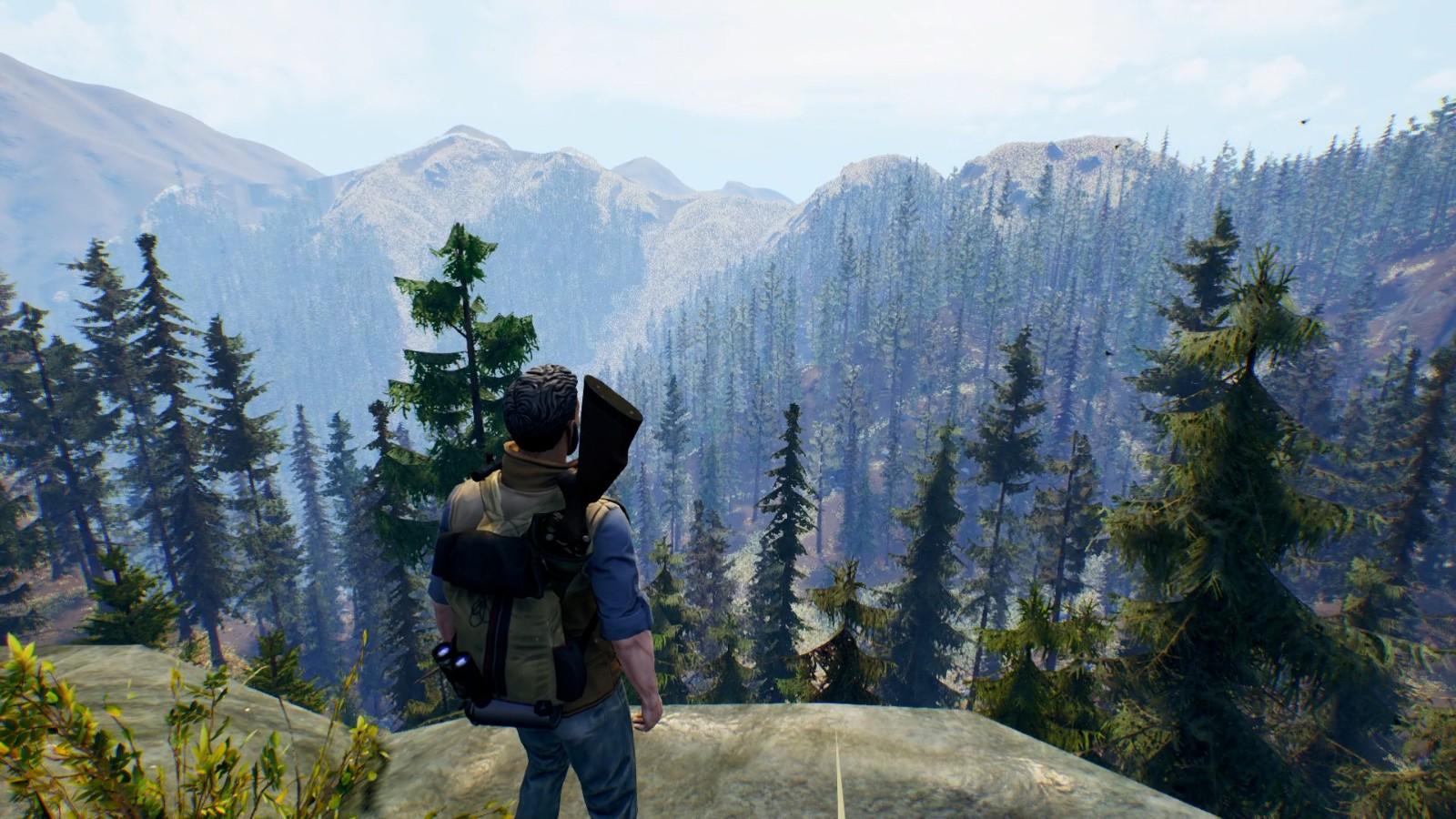 开放世界狩猎游戏《辽阔旷野》延期至6月4日