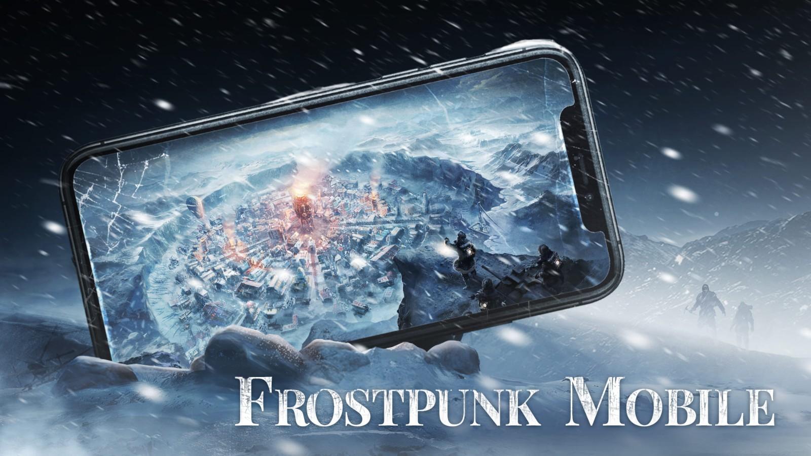 《冰汽时代》今年年内登陆iOS与安卓平台 网易联合制作发售