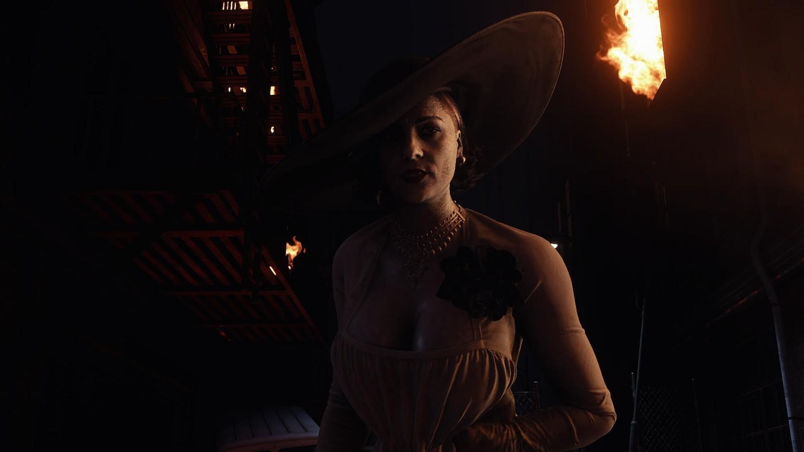 《生化危机3:重制版》新Mod发布 吸血鬼夫人她来啦!