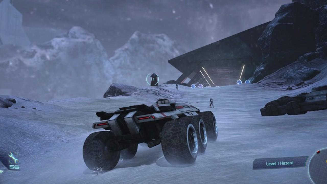 《质量效应:传奇版》战车操控优化 玩家仍可选择原版