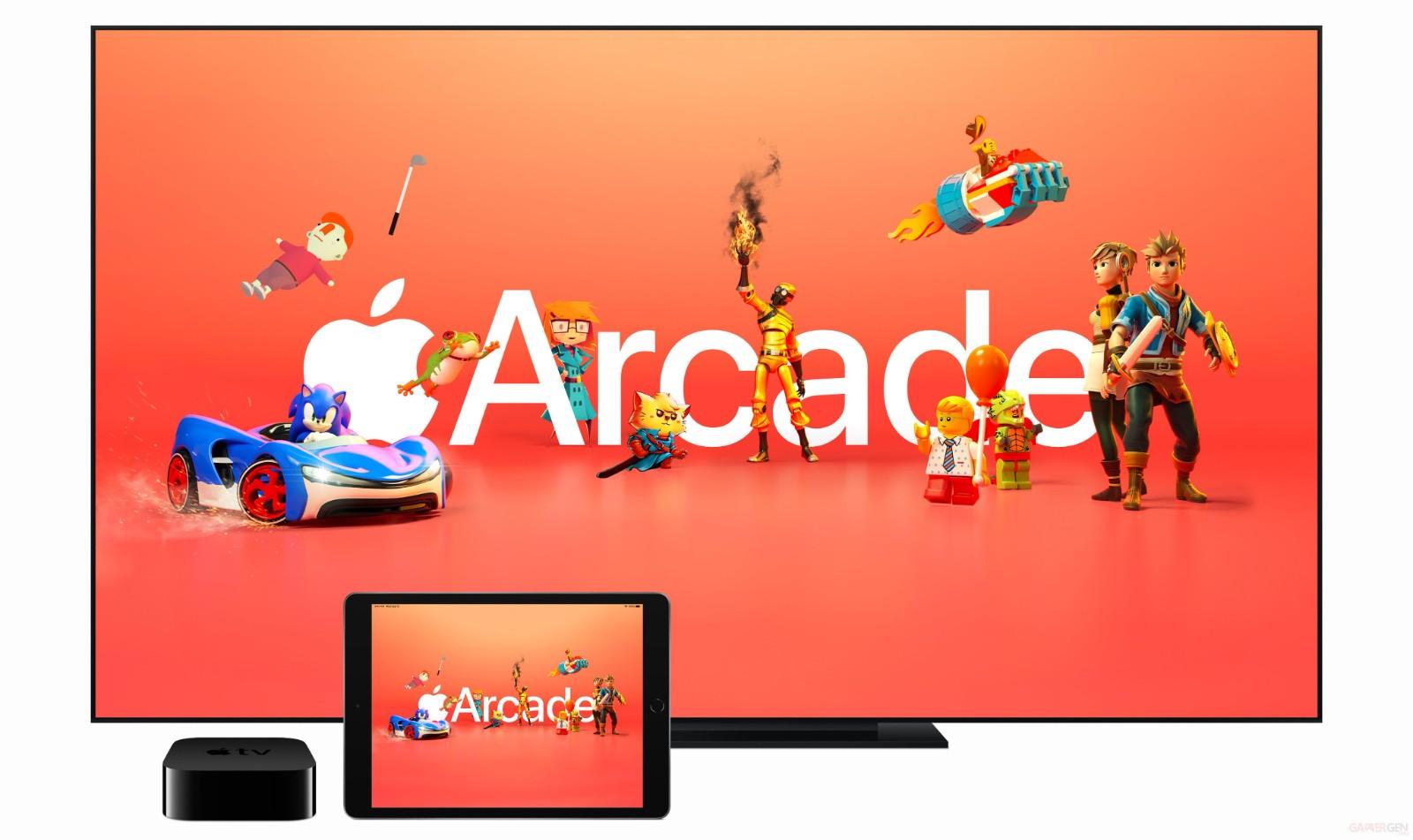 苹果将推出Switch类似游戏机 正与育碧进行磋商
