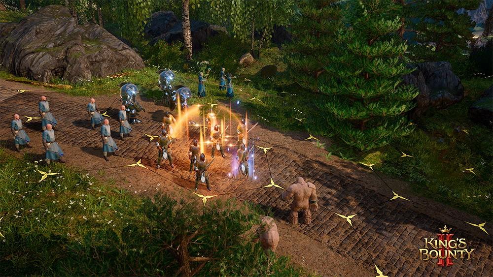 《国王的恩赐2》新故事预告 国区PC版由方块发行