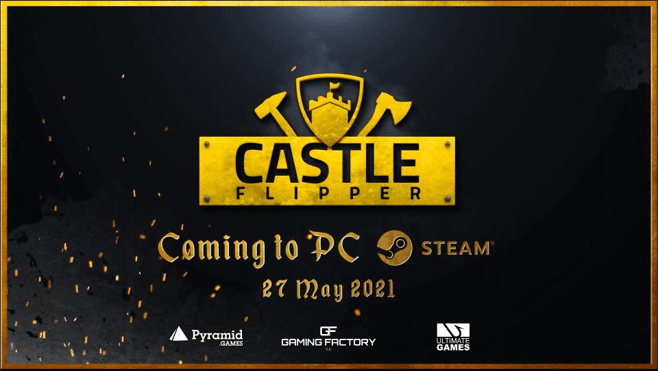 《城堡翻新大师》最新预告视频 5月27日登陆Steam平台