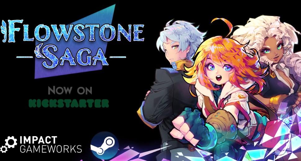 俄罗斯方块XJRPG 新游《Flowstone Saga》公开