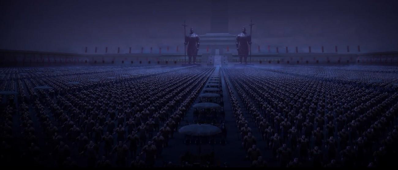 国产动画《俑之城》曝先导预告 预计今年暑期上映
