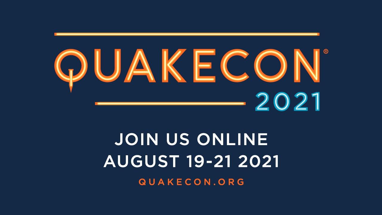 B社QuakeCon 2021活动线上举行 8月19日至21日进行