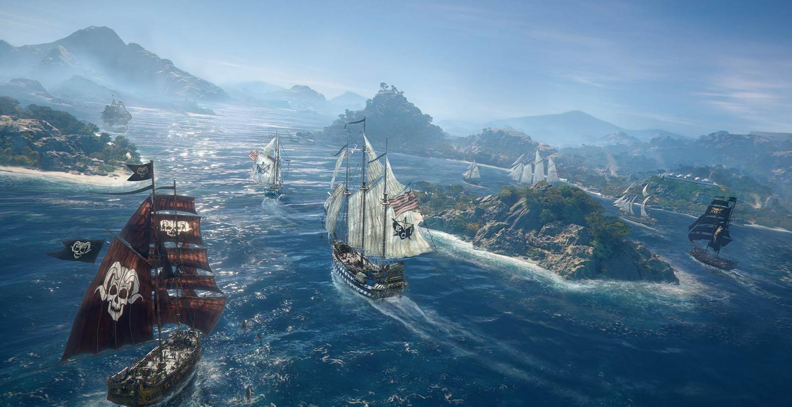 育碧游戏《碧海黑帆》再次跳票 预计2022-2023之间发售