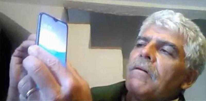 现实版伊森·温特斯 西班牙男子用自己的断指解锁手机