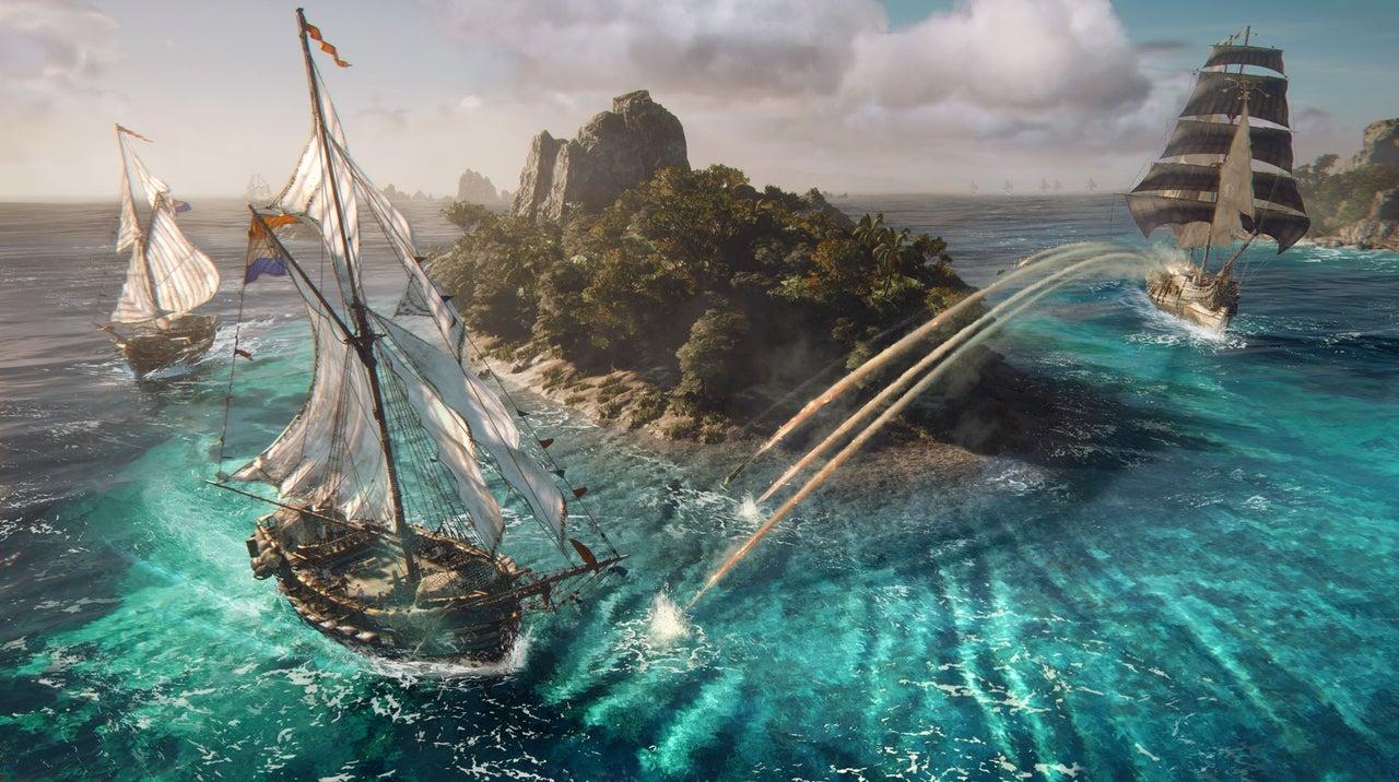 育碧游戏碧海黑帆 再次跳票 预计2022-2023之间发售