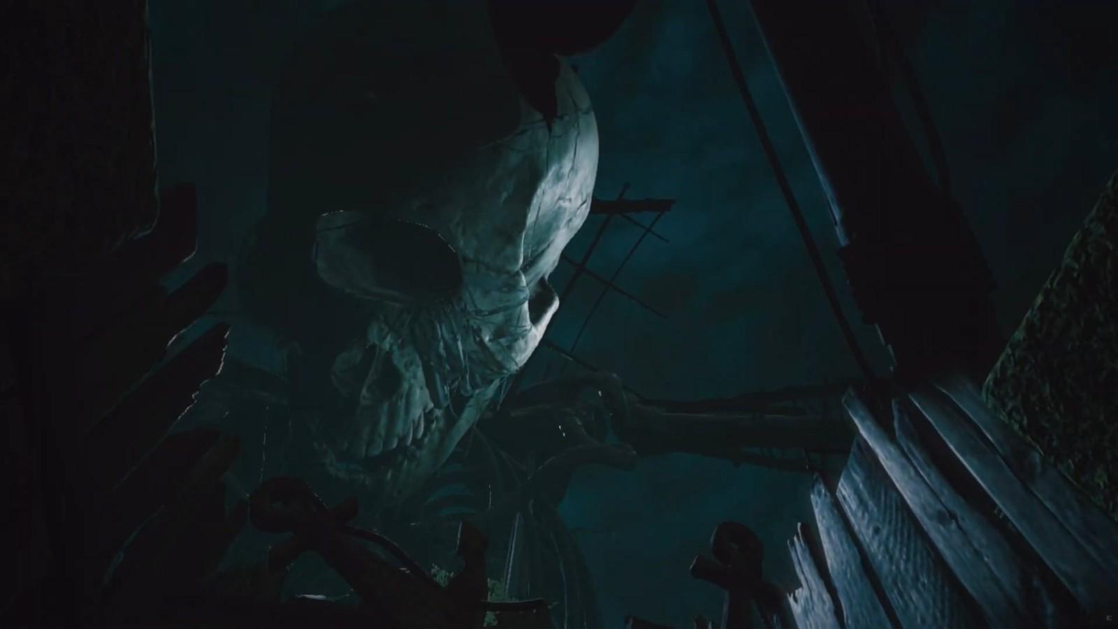 《层层恐惧2》5月20日登陆Switch 感受手心的恐惧
