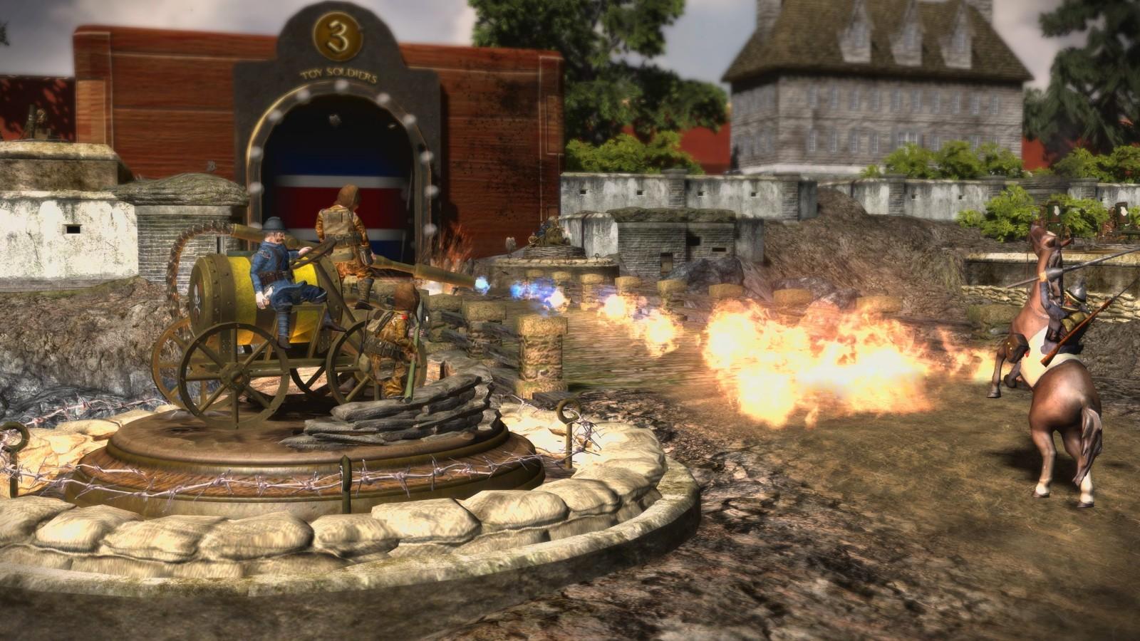 经典强化回归《玩具士兵HD》今年8月登陆全平台