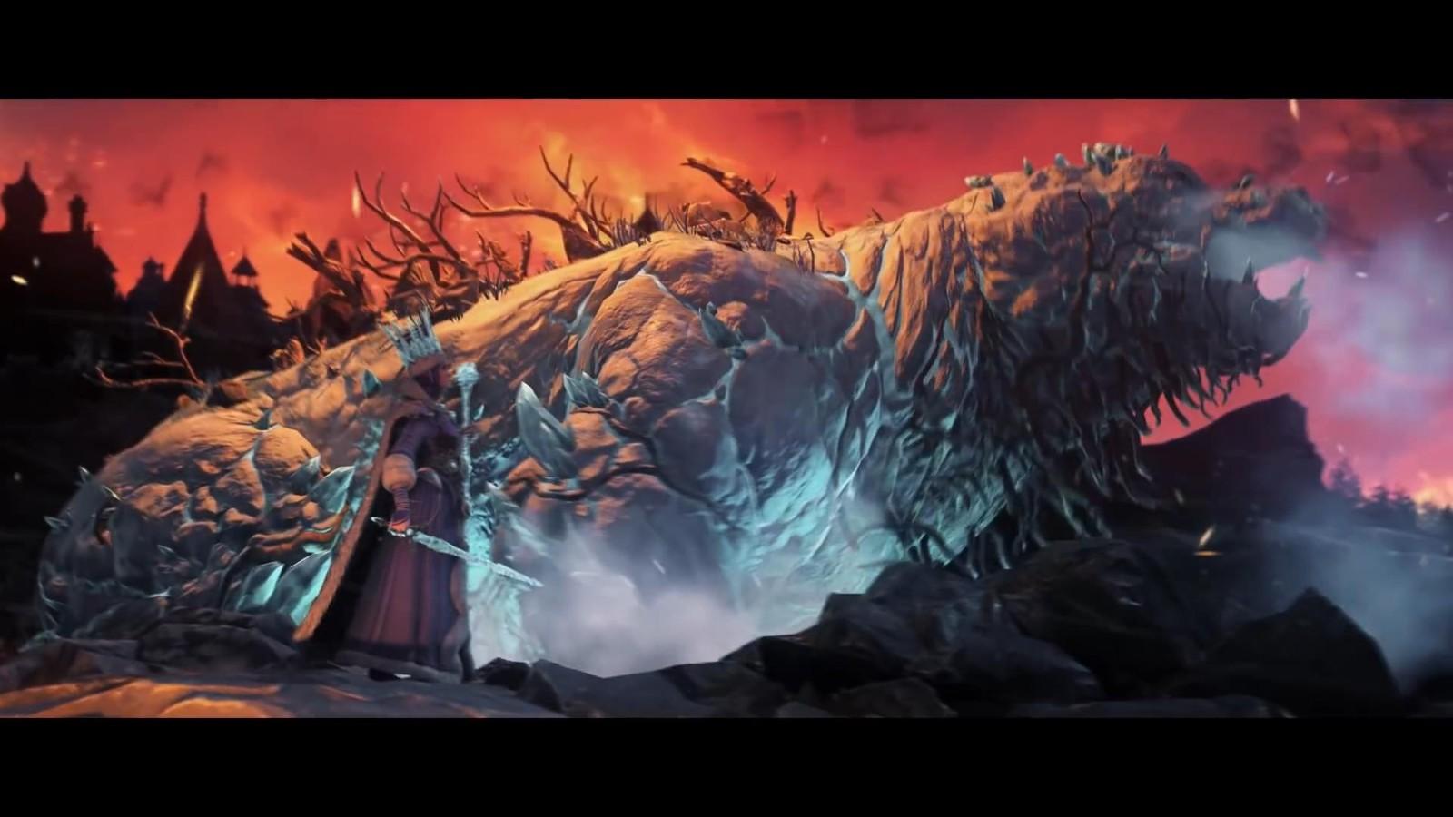 《全面战争:战锤3》专访:在最后一作中,迎来华丽的结束