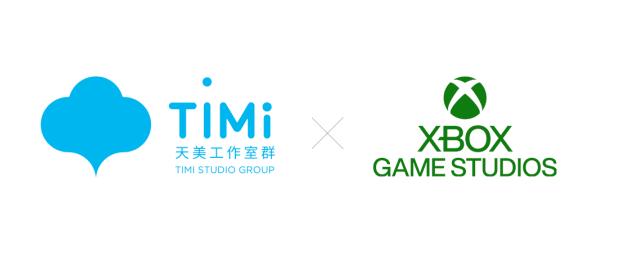 腾讯天美工作室宣布与Xbox Game Studios达成合作