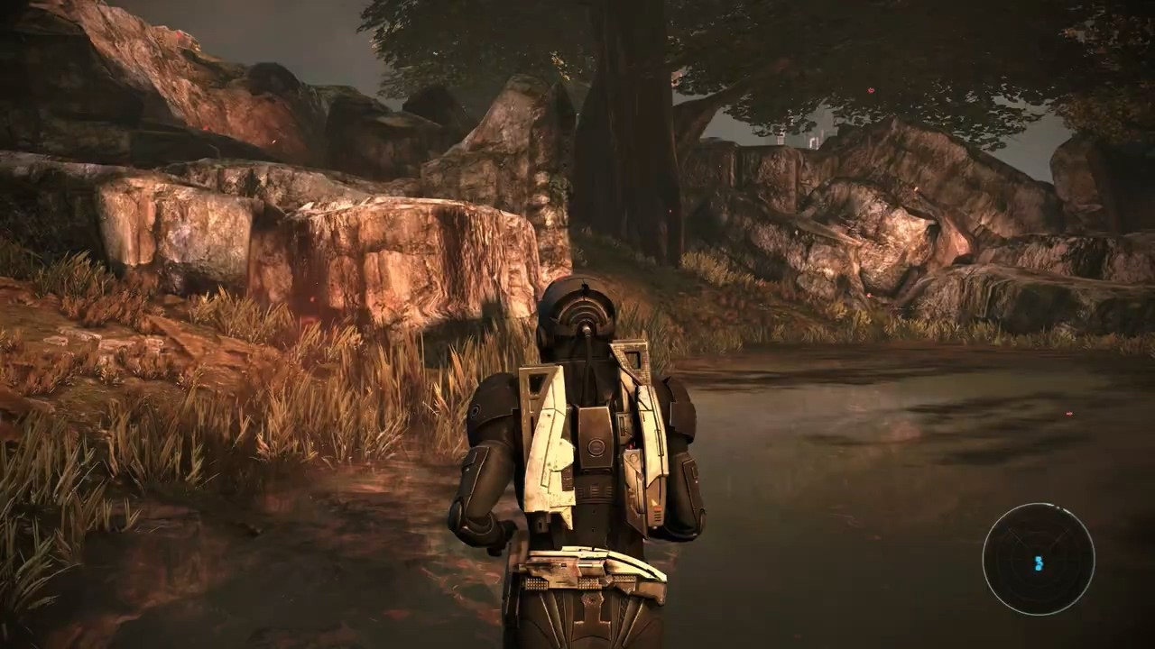 《质量效应:传奇版》PS5演示 初代游戏头20分钟