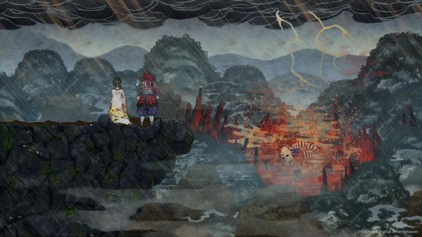 科乐美EA版《月风魔传:不朽之月》登陆Steam 锁国区