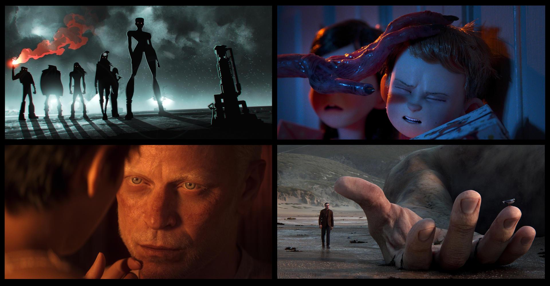 网飞《爱、死亡、机器人》第二季现已播出 共8集