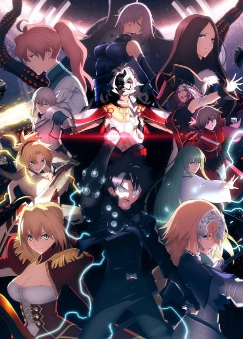 FGO动画新作《终局特异点》正式预告 定档7.30日上映