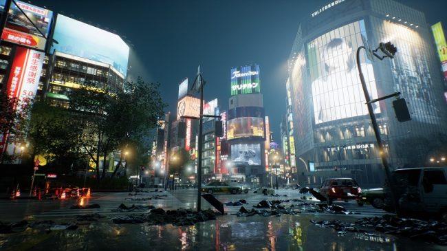 """DualSense手柄让《幽灵线:东京》玩家使用""""第六感"""""""
