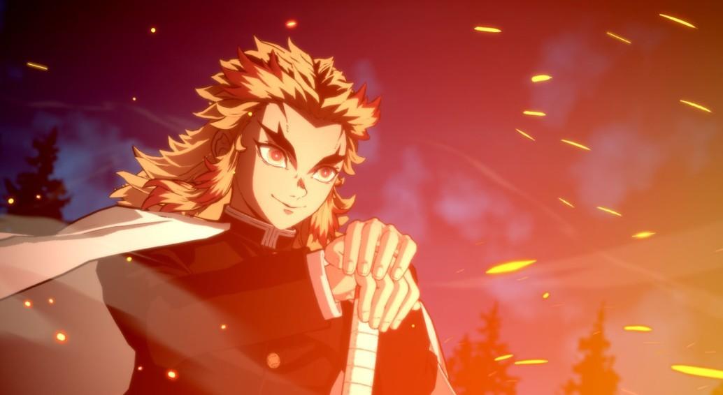 鬼灭之刃:火神血风谭 最新角色宣传片 炼狱杏寿郎参战