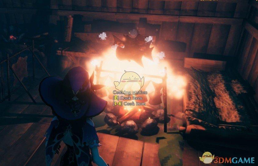 《Valheim:英灵神殿》烹饪台优化MOD