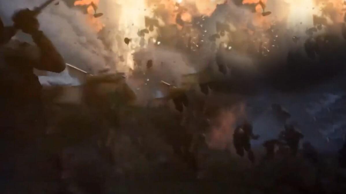 《战地6》首支预告片更多新画面曝光 机器狗亮相