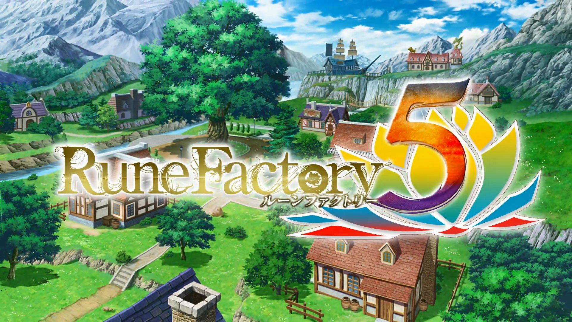 《符文工厂5》发售首日DLC历代衣装公开 5月20日登陆Switch