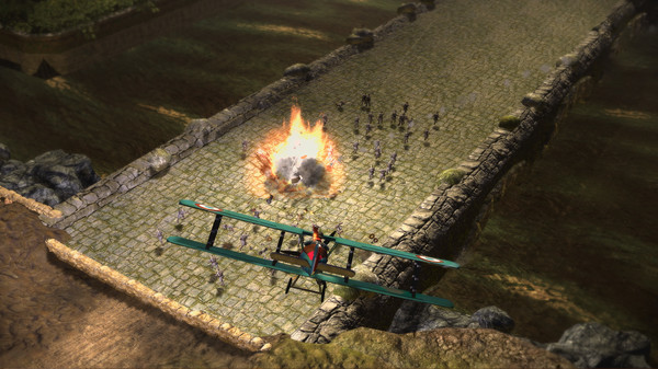 动作策略游戏《玩具士兵HD》已上架Steam页面 支持中文