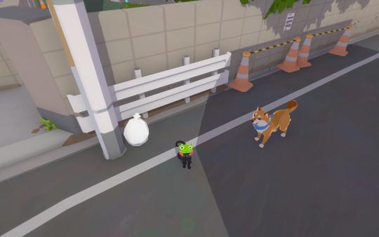 猫咪模拟器小猫咪,大城市 上架Steam 支持中文