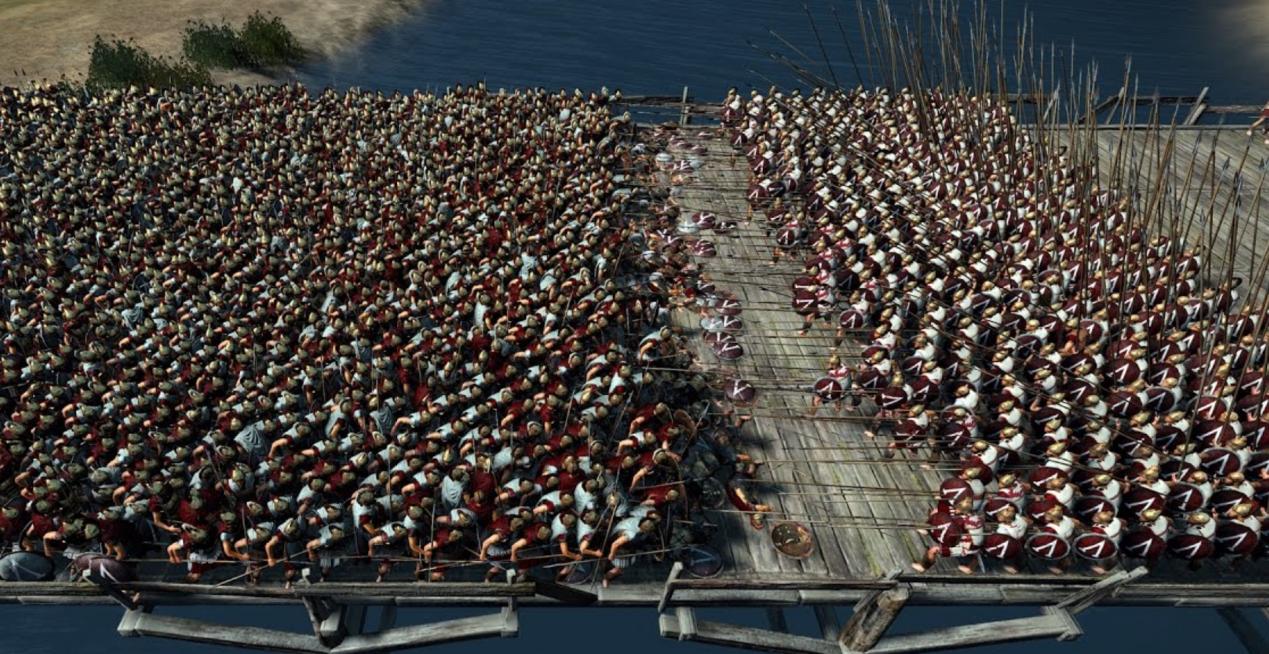 《城墙内外》游戏篇:攻城唯唯诺诺,守城重拳出击!