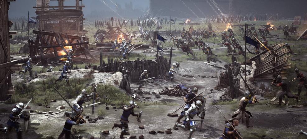 骑士精神2 跨平台Beta版公测,内容细节公布