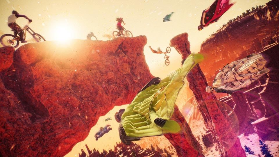 育碧极限运动游戏《极限国度》服务器上线测试开始
