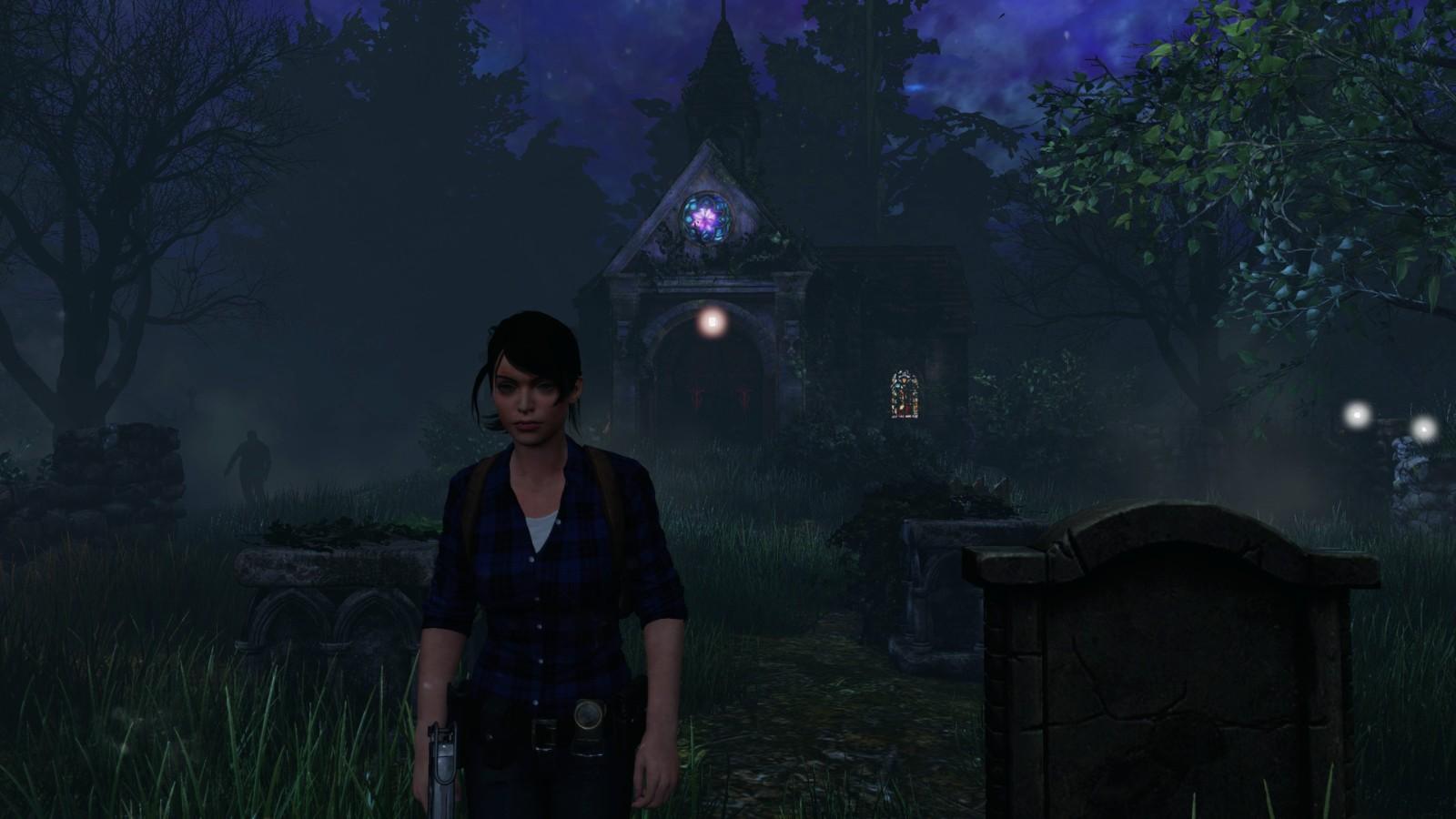 生存恐怖游戏《孤岛诡影》现已支持简体中文