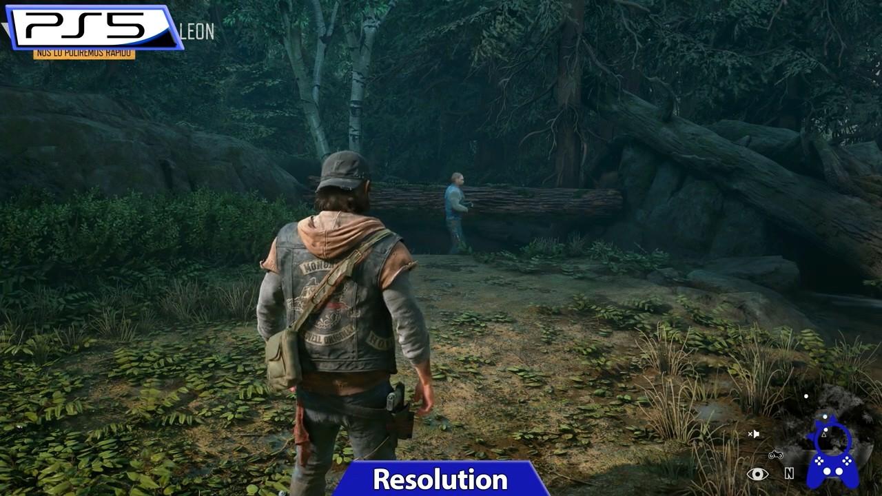 《往日不再》PC和PS5画面对比视频