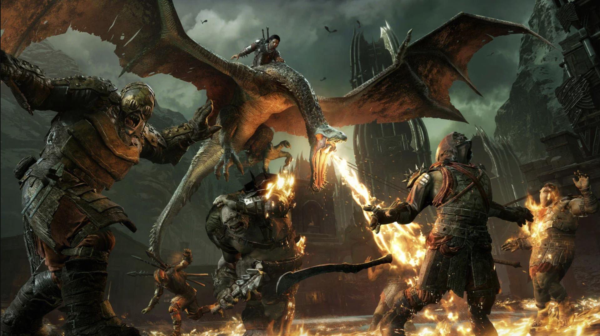 《中土世界:暗影摩多》负责人加盟EA 打造开放世界动作冒险新作